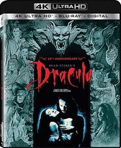 Bram Stoker's Dracula [4K Ultra HD + Blu-ray + Digital]
