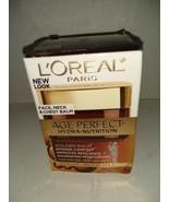 Loreal Age Perfect Hydra-Nutrition Golden Balm Face, Neck, Chest, 1.7oz ... - $49.49