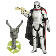 Star Wars The Force Awakens 3.75-Inch Figure Forest Mission Captain Phasma - $9.46