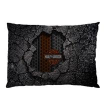 "HARLEY DAVIDSON LOGO#18 pillowcase two side 18""x26"" zippered pillow case - $14.99+"