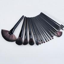 24Pcs Professional  Makeup Brush Set Cosmetic Foundation Blending pencil brushes - $14.85