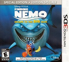 Finding Nemo: Escape to the Big Blue Special Edition [video game] - $17.75