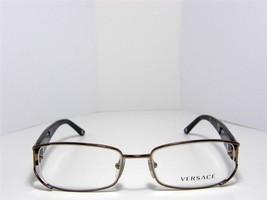 Hot New Authentic Versace Eyeglasses VE 1179 1045 Italy 50mm V 1179 1045 DM - $102.92