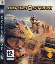 MotorStorm (PlayStation 3, 2007) - $14.15