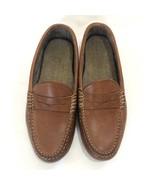 $275 ALLEN EDMONDS Brown Leather Loafers Mens Size 8   10671 - $60.80