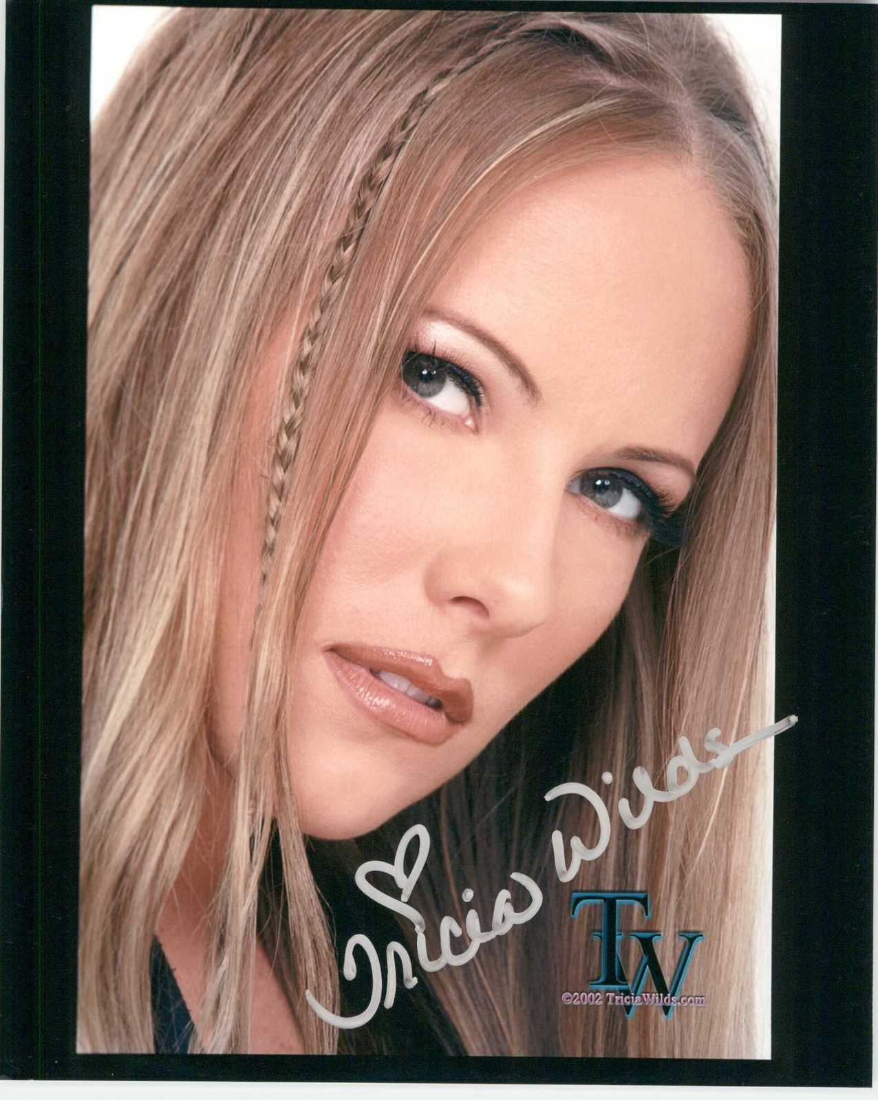 Primary image for Tricia Wilde Signed Autographed Glossy 8x10 Photo