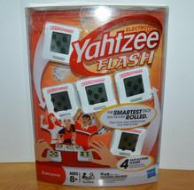 ELECTRONIC YAHTZEE FLASH GAME HASBRO 2009 NEW SEALED - $7.56