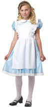 Alice in Wonderland Girl's Costume - $24.99