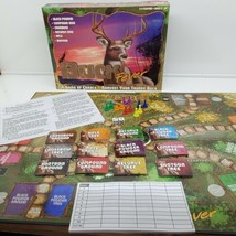 BUCK FEVER BOARD GAME - HUNT YOUR TROPHY BUCK COMPLETE  - $28.71
