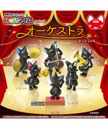 Nyantomaimu Act. 2 Orchestra Ver. Session A Cats in Orchestra Mini Figures - $10.99