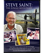 Steve Saint The Jungle Missionary NEW DVD Documentary Trust God Good Out... - $16.49