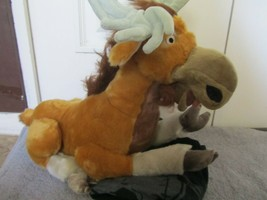 "16"" Plush Rutt The Moose Doll from Brother Bear Disney Store Exclusive - $8.86"