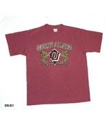 University of Oklahoma Sooners Sz Large Tee Shirt - $10.99