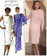 Butterick 3328 Misses' Evening Dress Pattern Sz 20, 22, 24 - $8.95