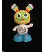 Dancing Fisher-Price Robot Bright Beats BeatBo Music ABC Colors Singing Toy - $15.85