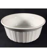 Corning Ware Casserole Ramekin Bowl Bakeware Baking French White 500 ML ... - $17.75