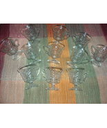 Depression Glass Coffee/Punch Bowl Cups - $15.00