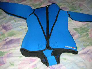 Wetsuit -Henderson - Two Piece 3/4 Neoprene