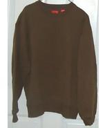 IZOD Crew Neck Luxury Sport Sweatshirt  - $18.00