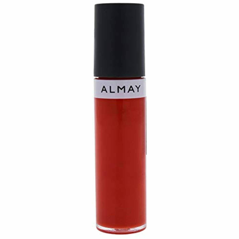 Almay Color + Care Liquid Lip Balm, Apricot Pucker - $5.79