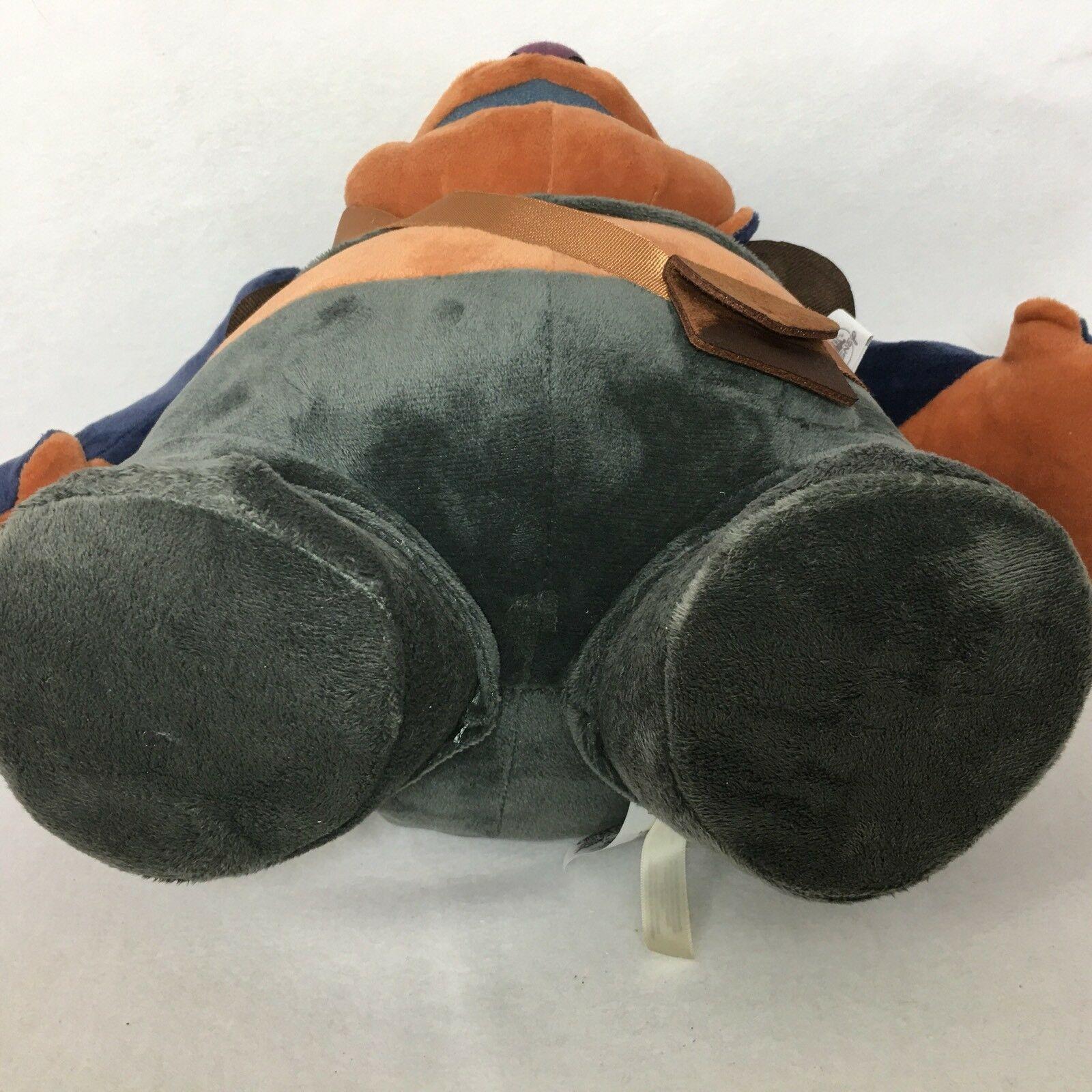 Disney Store Dr Jumba Jookiba Plush From Lilo & Stitch 13 Inch Mad Scientist image 7