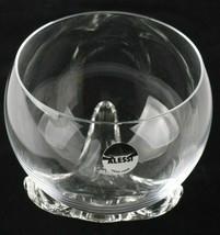 Lot of 2 Alessi Bettina Crystalline Red Wine Glasses w PMMA Support FSY0... - $50.43