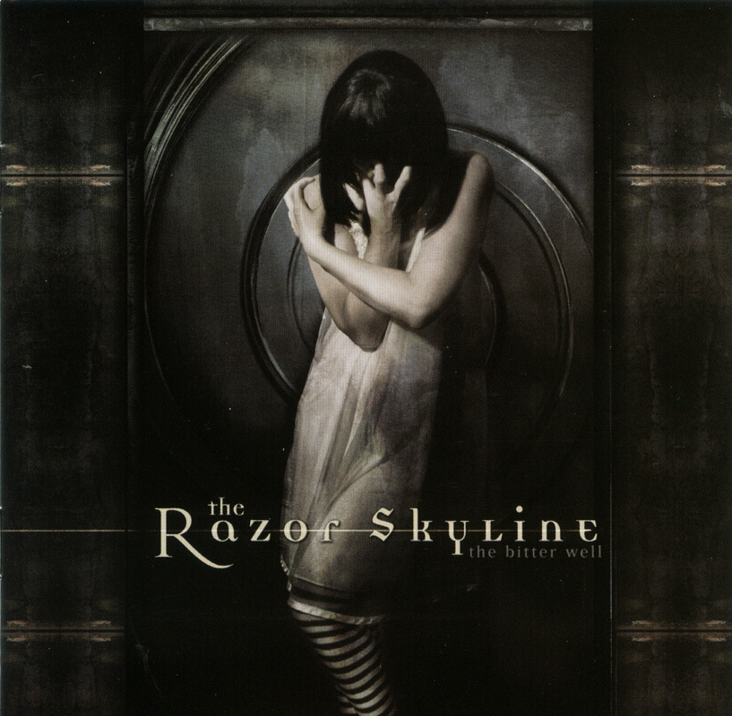 Razor Skyline - The Bitter Well CD Female Goth Industri