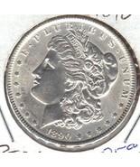 Nice 1890 P Morgan Silver dollar. - $39.99