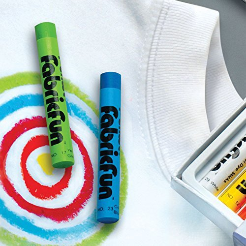 Pentel Fabric Fun Pastel Dye Sticks image 4