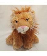 "Lion Brown Plush Stuffed Animal 10"" Pittsburgh Zoo Wild Republic Toy 2015 - $17.99"