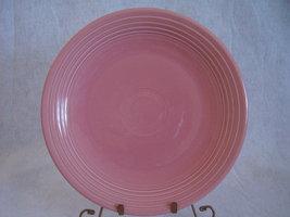 Fiesta Rose Chop Plate Fiestaware Contemporary - $34.00
