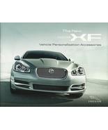 2008/2009 Jaguar XF personalization accessories brochure catalog US 09  - $8.00