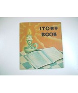 """1936 Saalfield Pub.Co.  """"Story Book""""  Childrens Book by D & D  Downs - $6.99"""