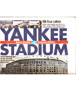 Sports Weekly 2008 Yankee Stadium Keepsake Edition - $15.00