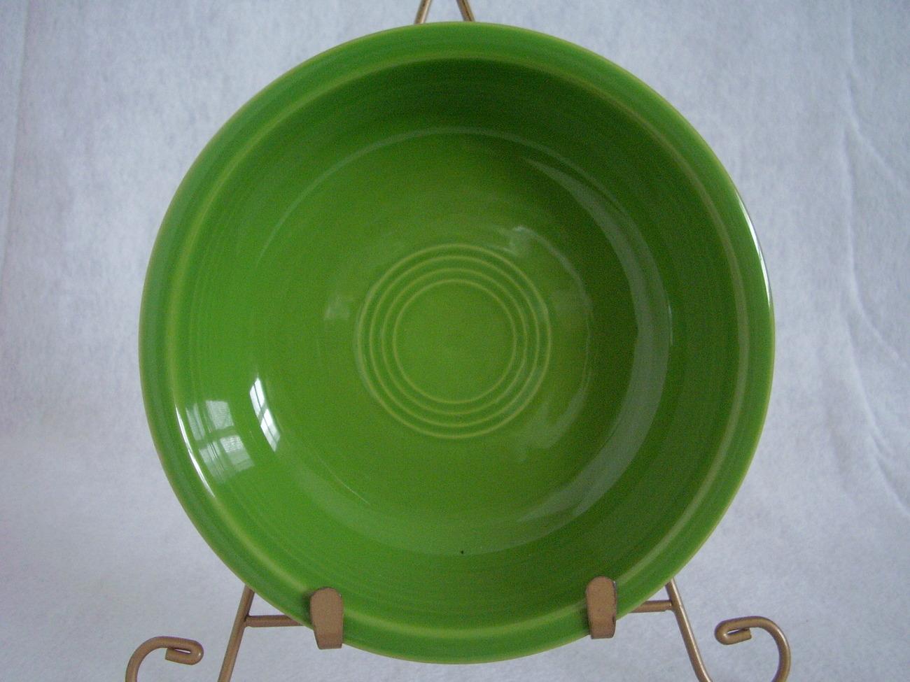 Fiesta Shamrock Stacking Soup Cereal Bowl Fiestaware Contemporary