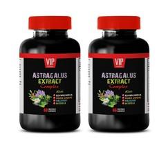 natural anti inflammatory - ASTRAGALUS COMPLEX 770MG - natural adaptogen 2B - $24.27