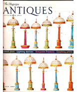 The Magazine Antiques December 2005 - $6.00