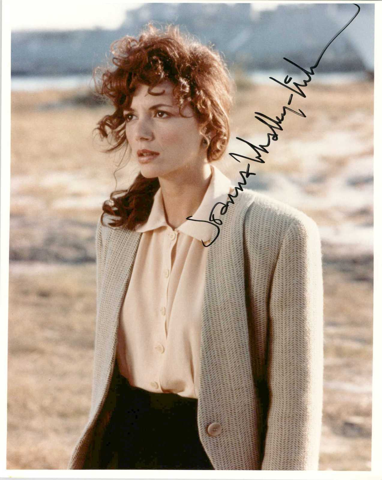 "Primary image for Joanne Whalley-Kilmer Signed Autographed ""Willow"" Glossy 8x10 Photo"