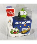 Mattel Cut The Rope Apptivity Game With Om Nom Figure/download Free iPad... - $10.84