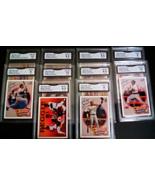 1990 Upper Deck Heroes Reggie Jackson Baseball Set w/ Header 10 Cards GM... - $60.00
