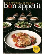 Bon Appetit  Magazine September 2008 The Restaurant Issue - $5.00