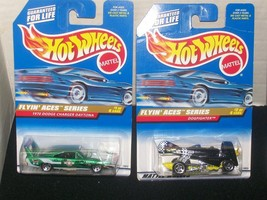 HOT WHEELS 1998 FLYING ACES SERIES 4 CAR SET - $24.00