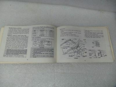 Chevy Pickup TCHEV10   1974 Owners Manual 17363