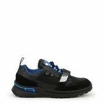 Prada Men Mechano Sneakers Mechano Leather Technical Fabric  Athletic Tr... - $684.63