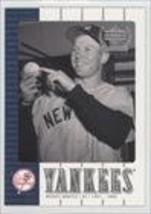 Mickey Mantle New York Yankees (Baseball Card) 2000 Upper Deck Yankees L... - $4.45