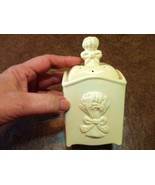 Ceramic Ginger Jar Candle - Gingham Scent - Pastel Yellow - $15.50