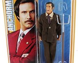 Anchorman Battle Ready Brick Tamland 8-Inch Action Figure