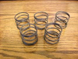 5 Bump Head Springs fit Stihl, Echo and Shindiawa string trimmer 215603  - $12.99