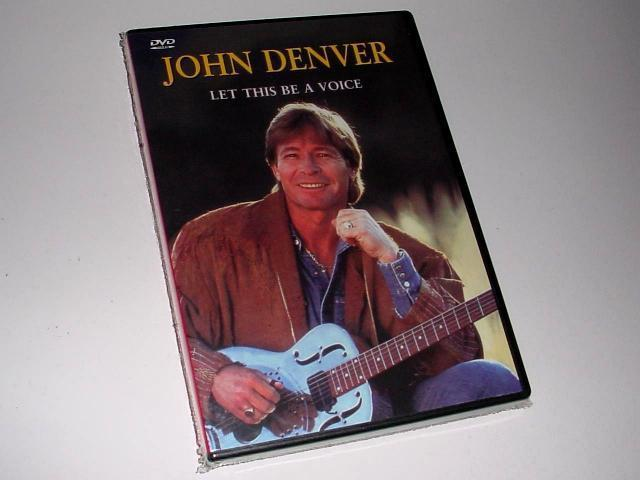 john denver let this be a voice dvd pbs dvds amp movies