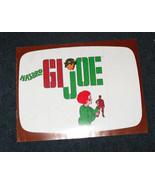 GI Joe 1968 hasbro catalog reprint - $17.99